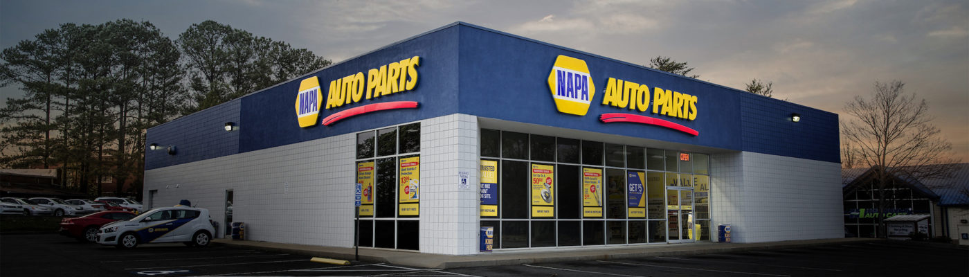 NAPA AUTO PARTS Preferred Lender