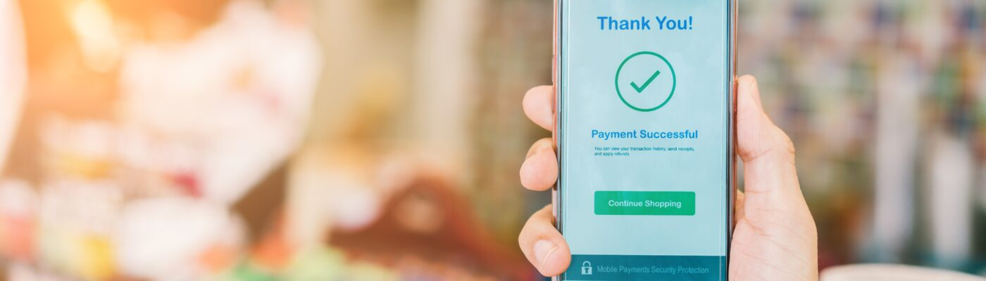 Three Reasons Contactless is Here to Stay in a Post-Pandemic Economy